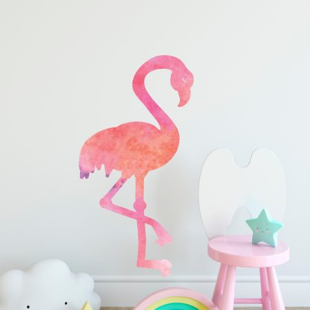 Large-Flamingo-Wall-Sticker