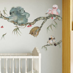 Australian Themed Wall Stickers