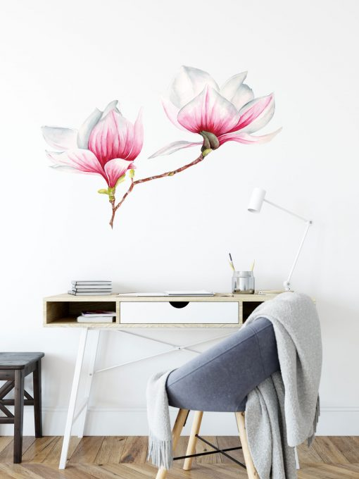 Magnolia Wall Sticker