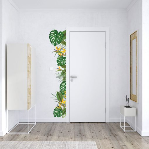 Tropical Greenery Wall Sticker