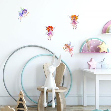 Fairy Mini Wall Sticker Pack
