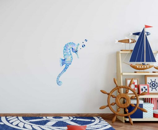 Seahorse Wall Sticker