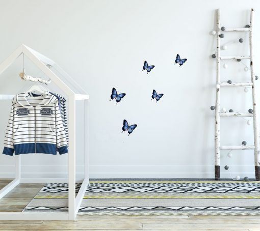 Ulysses Butterfly Wall Sticker Pack